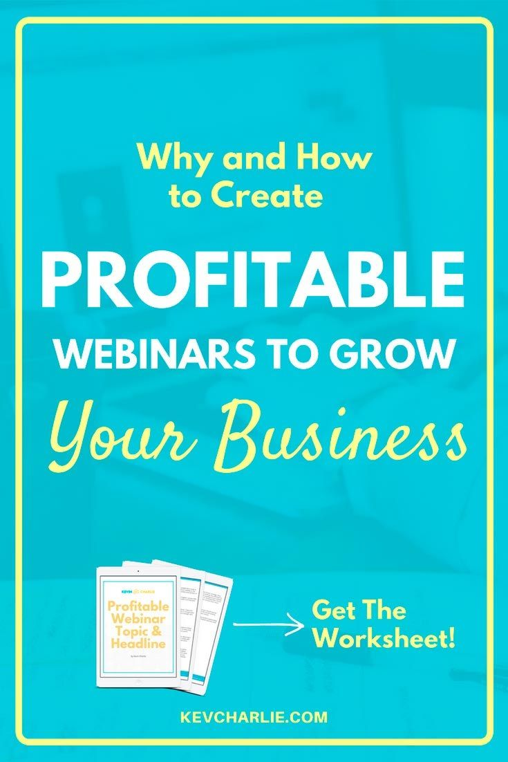 Business Webinars 101: How & Why You Need them for Business Growth ...
