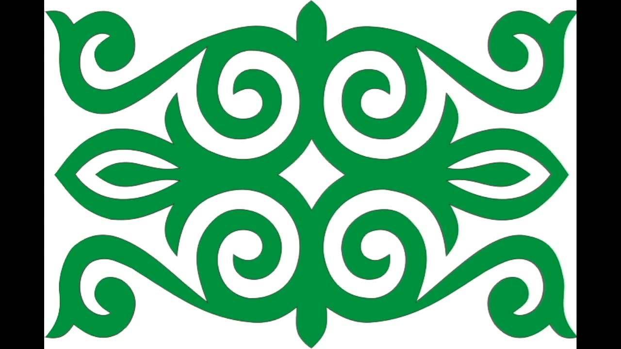 Картинка чеченский орнамент