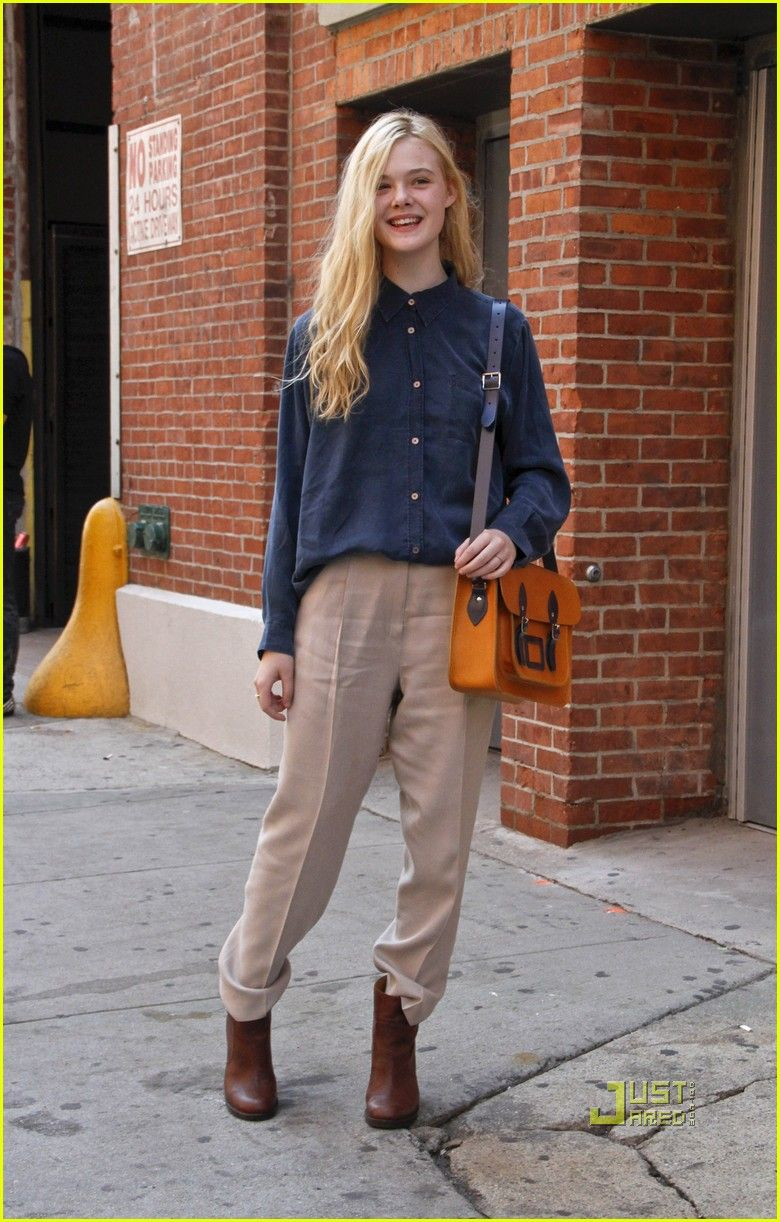 Elle fanning nyc naked (91 pictures)