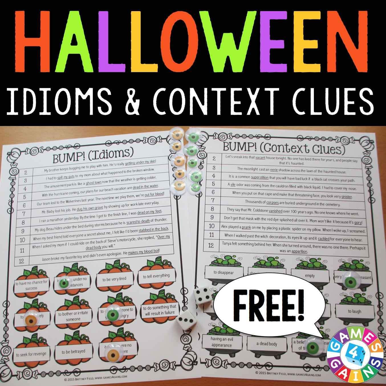 Bump Up The Fun With These Free Halloween Games