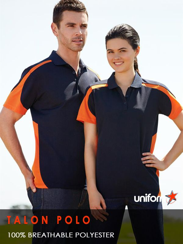 Polo Shirts Talon Polo Uniforms Polo Shirt Design