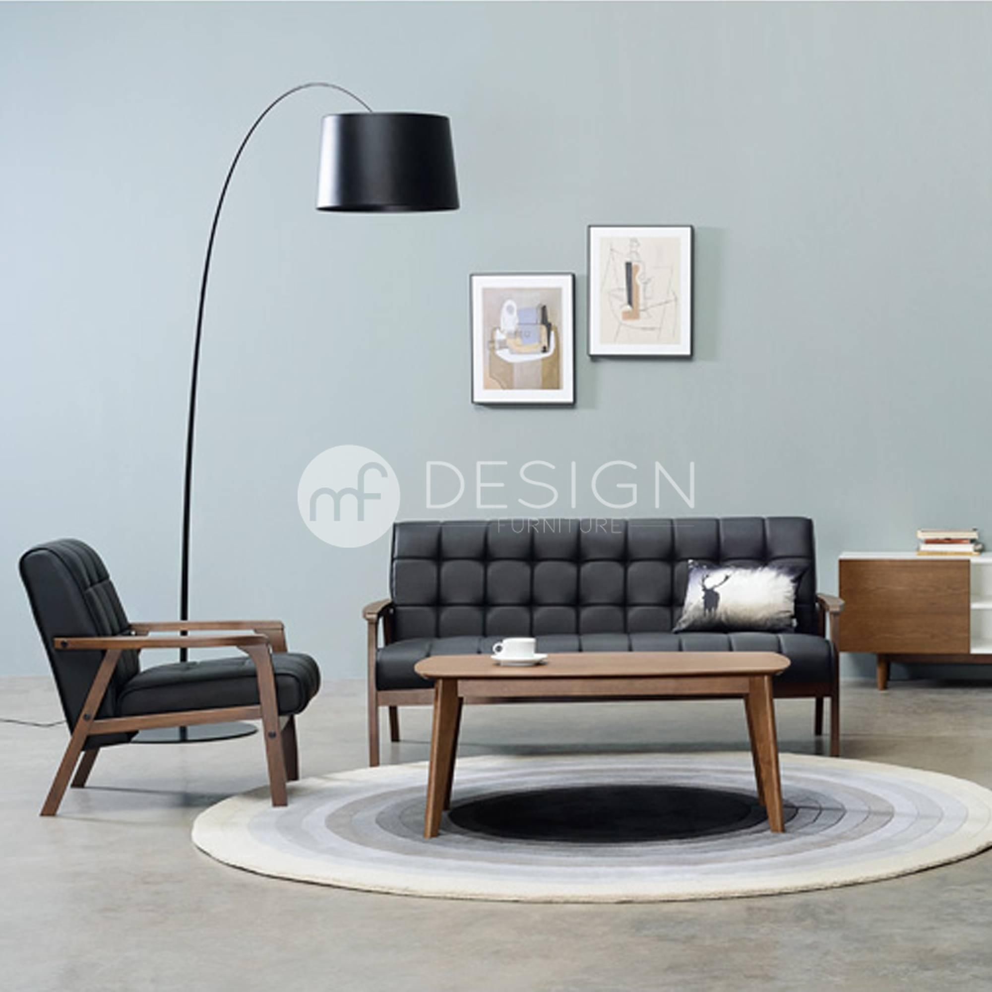 Sofa Scandinavian Murah Malaysia What Cleans Microfiber Sweden Ii Antique Espresso 1 432 433 43table Set Mf