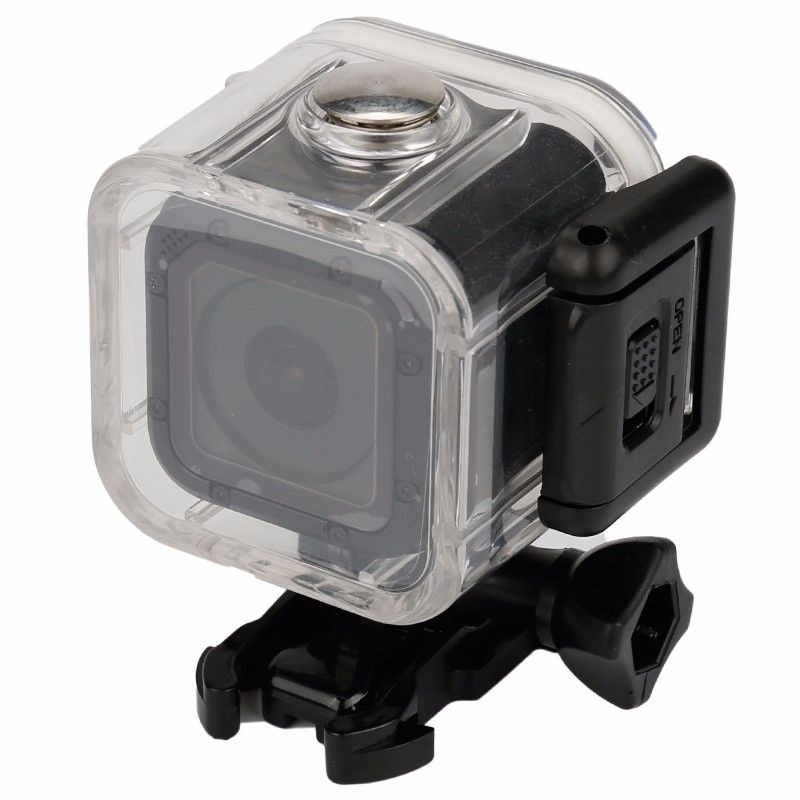 Us 9 99 45m Under Water Waterproof Protective Housing Case Cover For Gopro Hero 4 Session Photography Camera Acc From Electronics On Banggood Com Gopro Hero 4 Gopro Water Proof Case
