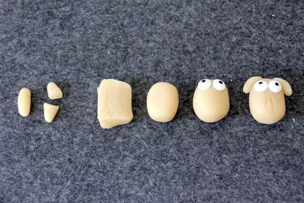 Schaf Muffins selber machen | Kleine Mitbringsel aus der Küche ...