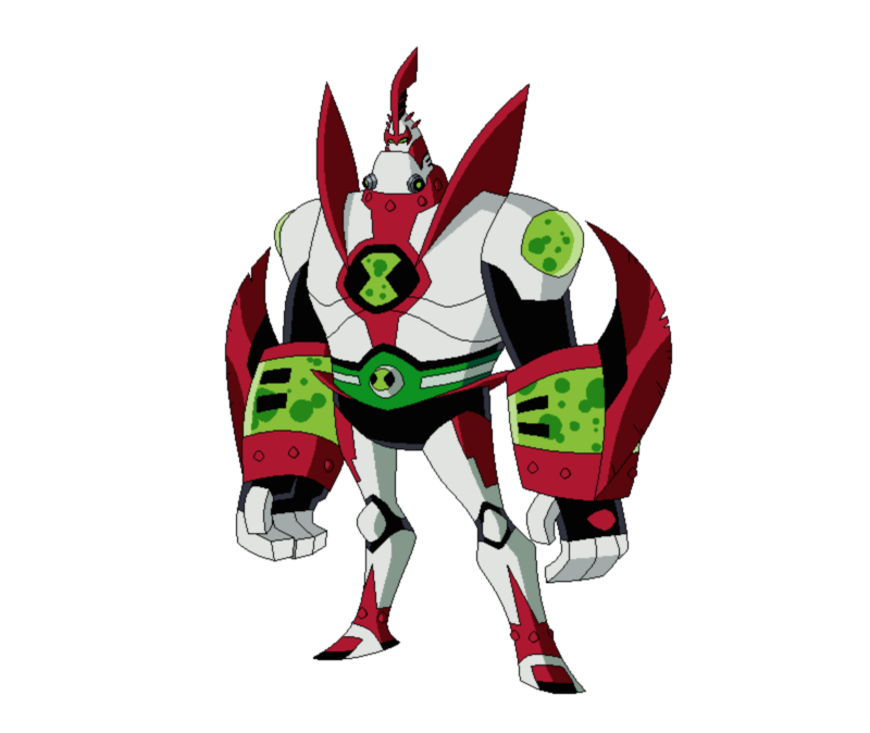 Ben 10000 Ultimate Alien: Ben 10K Biomnitrix Fusion