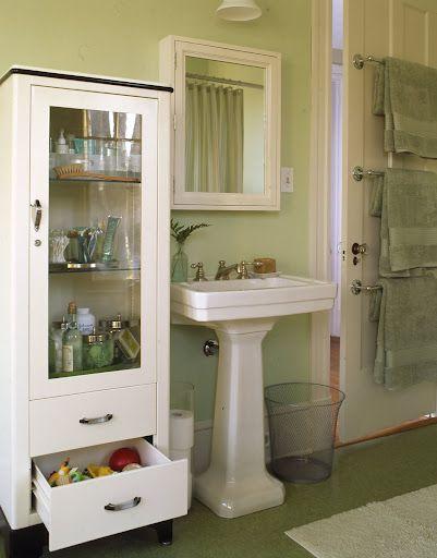 Diy Home Projects Vintage Medicine Cabinets Bathroom Storage Cabinet Vintage Medical Cabinet