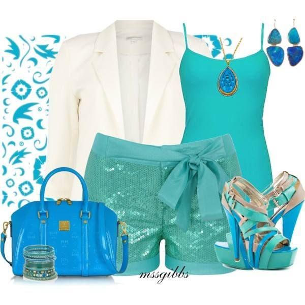 Moda do azul claro ao azul petróleo, todos os tons são permitidos para você ficar ainda mais linda!