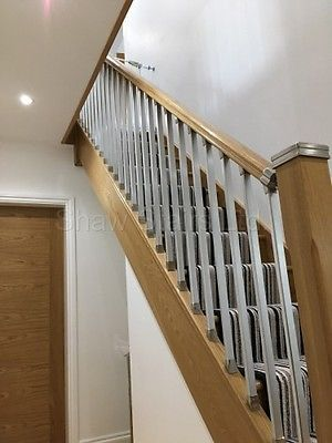 Bon Staircase Solution Stair Parts Refurbishment Stairs Kit, Chrome Or Brushed  Metal