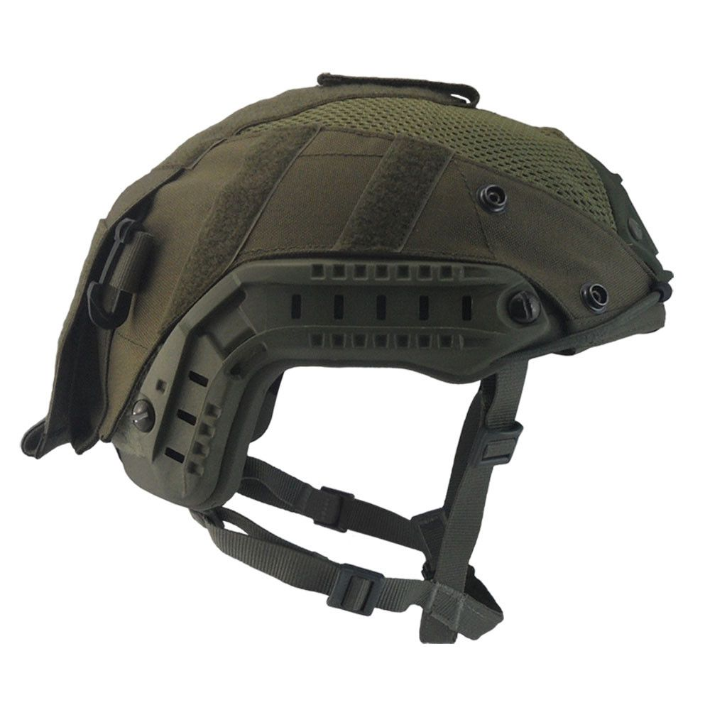 Army Style Raptor Helmet Cover Coyote Brown Airsoft Tactical Combat Gear Army