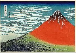 hokusai fuji - Google Search
