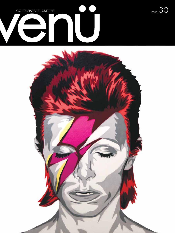 Venu 30 Spring 2016 David Bowie Mr Brainwash Jack Delano Kara Ross Morgan Library Bernie Taupin Amelia Island Condo I Smile Back David Bowie Kara Ross
