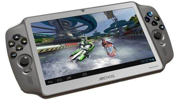 consolas de videojuegos android