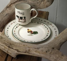 Very Country - Farm Animals Tableware Collection from Claytan Ceramic ( Australia) Pty Ltd # & Very Country - Farm Animals Tableware Collection from Claytan ...