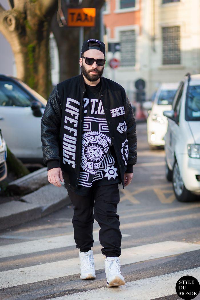Satoshi Klein Street Style Street Fashion Streetsnaps by STYLEDUMONDE Street Style Fashion Blog