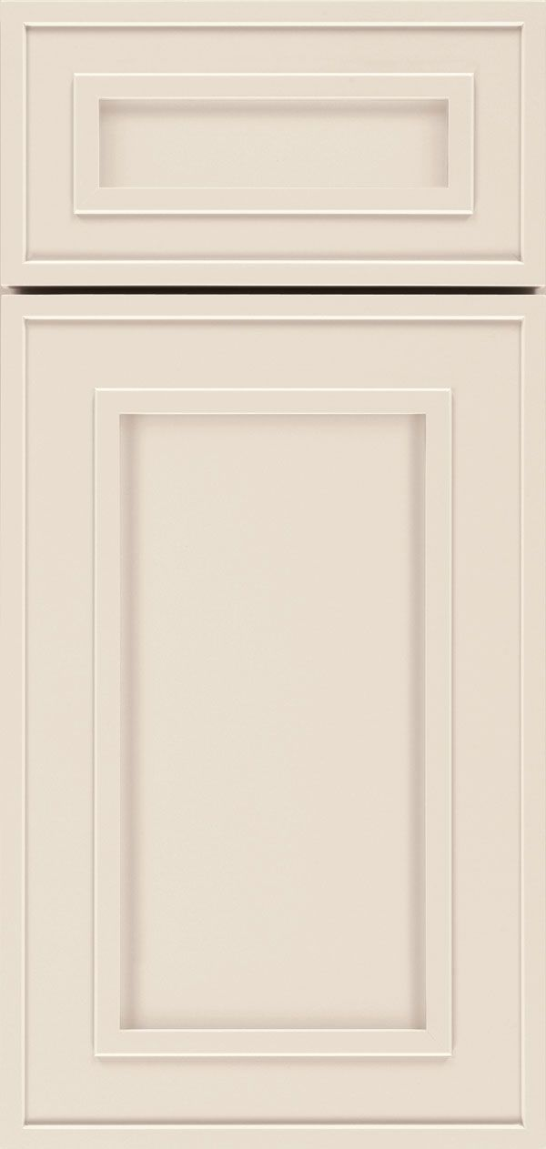 Beckwith Cabinet Door Style Has A Wide Mitered Moulded Frame And