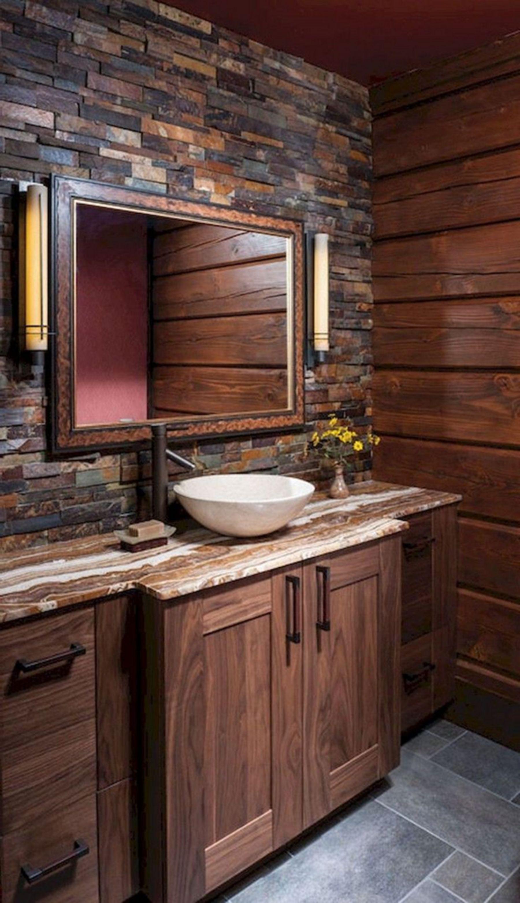 12 astonishing romantic rustic bathroom design ideas to on bathroom renovation ideas id=80034