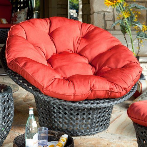 Papasan Chair I Really Really Want One Of These Outdoor