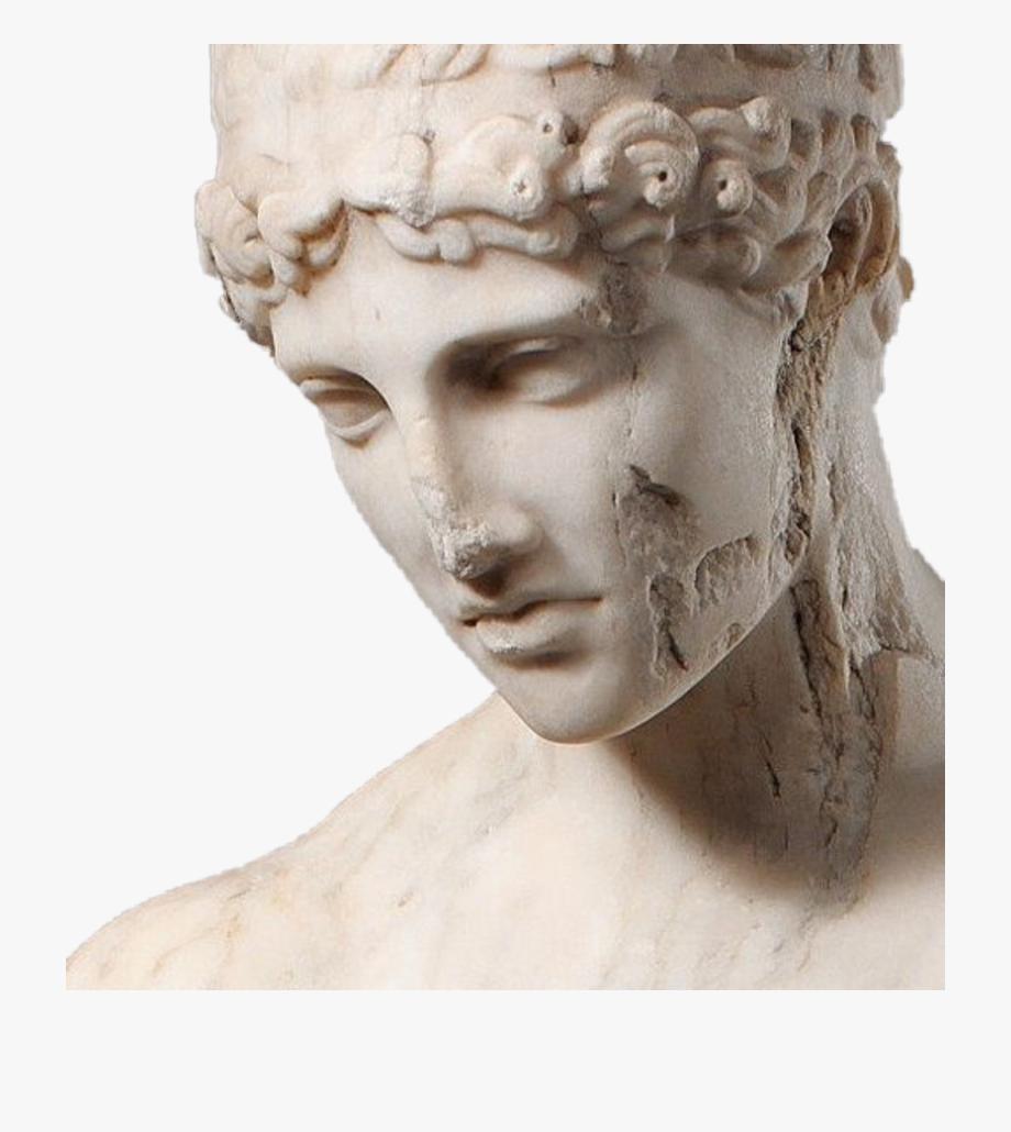 Vaporwave Statue Vaporwave Greek Statue Broken Vaporwave Art Broken Greek Statues Greek Statues Handmade Statue Zeus Statue