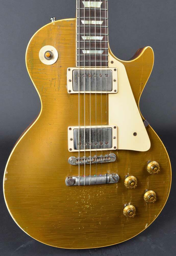 gibson serial numbers custom shop