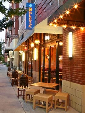 While you're in Texas, stop by Baboush - The perfect place for good drinks and great food. We'll show you the way on the Uptown Foodie Walk #southernfood