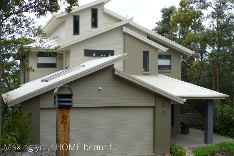 How to select roofs, gutters and facias Gutter colors