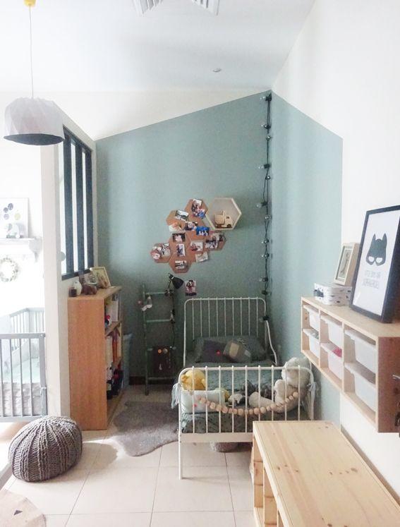Une chambre pour 2 enfants (avant-après) Kids rooms, Room and Bedrooms