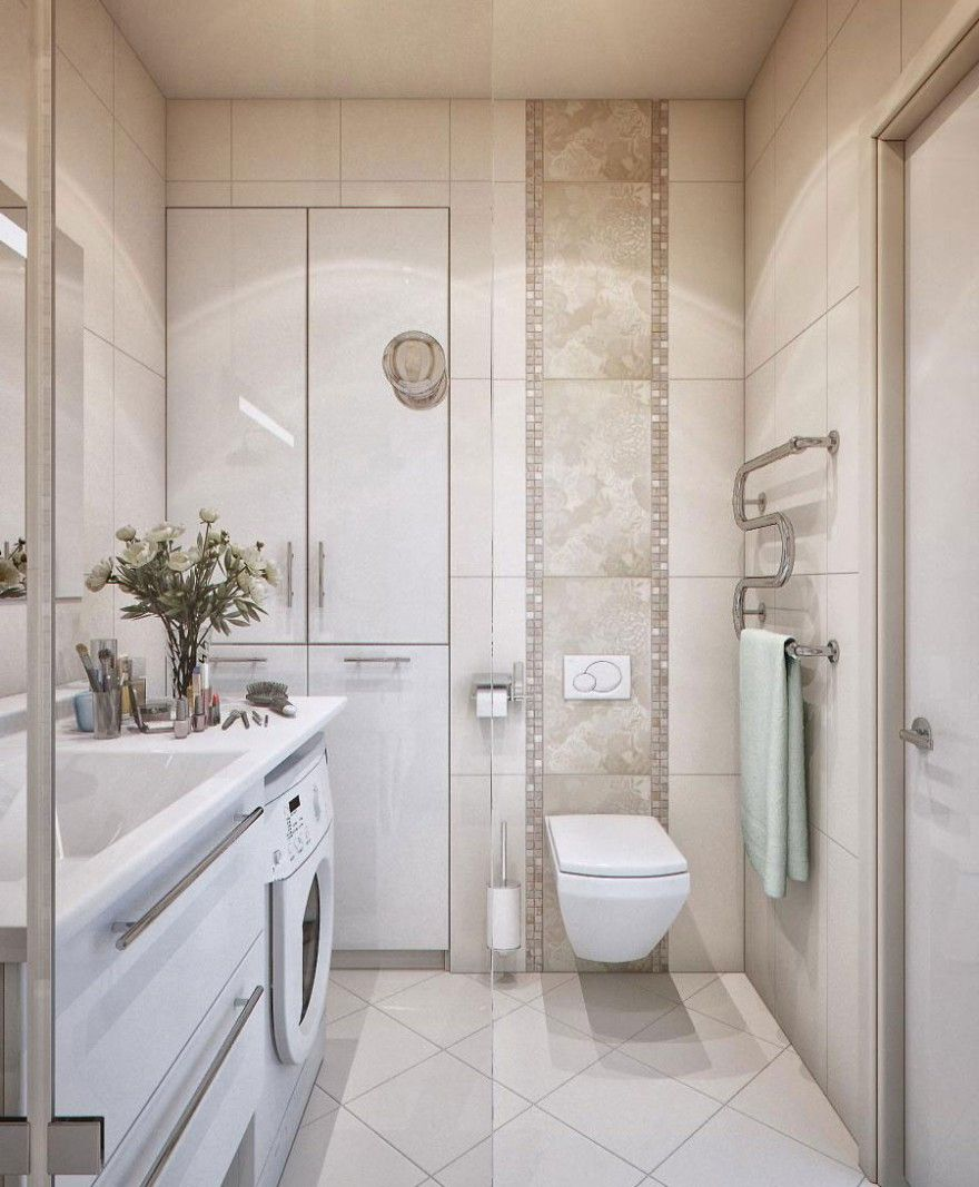 If you have a small bathroom at your house, you should read this ...