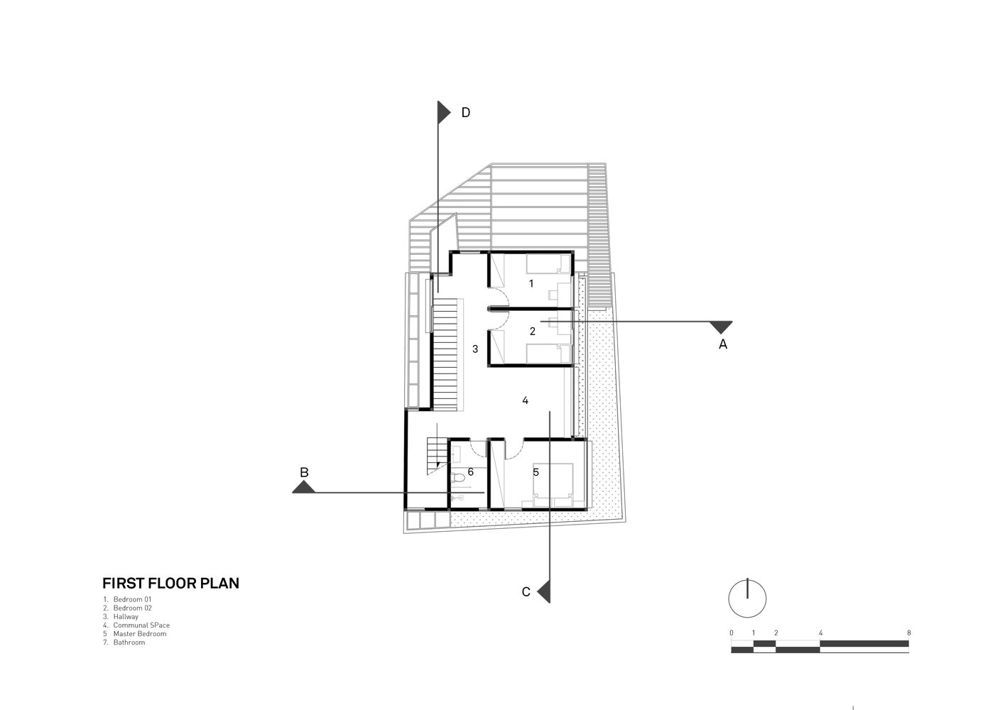 Gallery Of Cempaka Putih House Studio Arsitektropis 20 In 2021 Home Studio Studio House