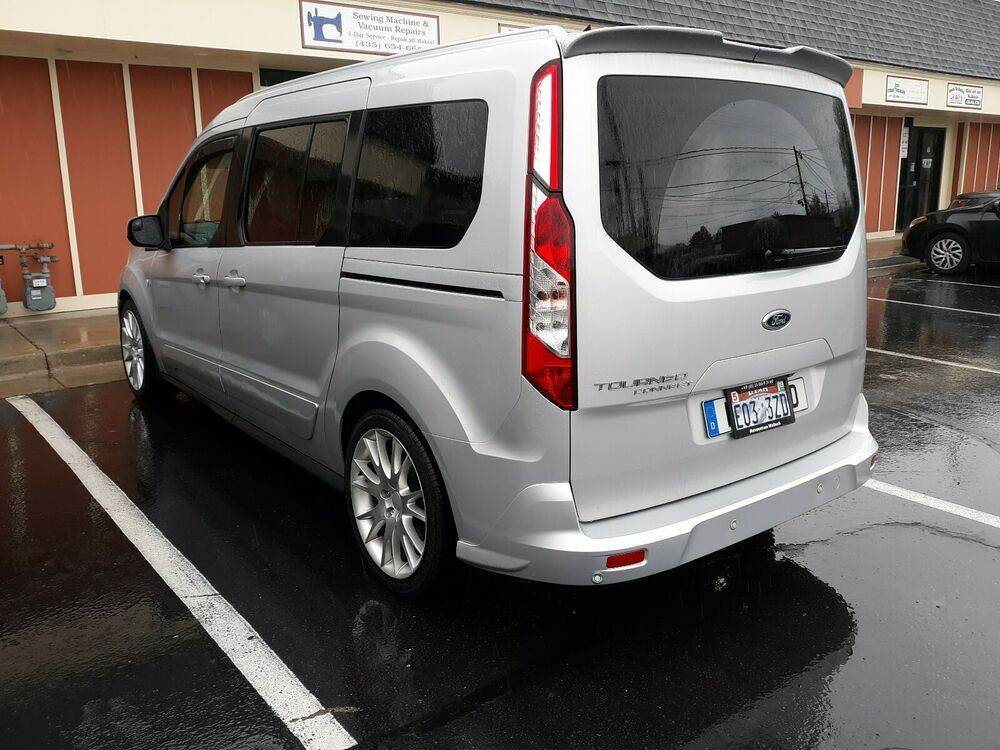 16 19 Ford Transit Connect Tourneo Roof Spoiler Wing Transit