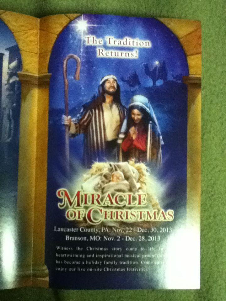 miracle of christmas buy on dvd