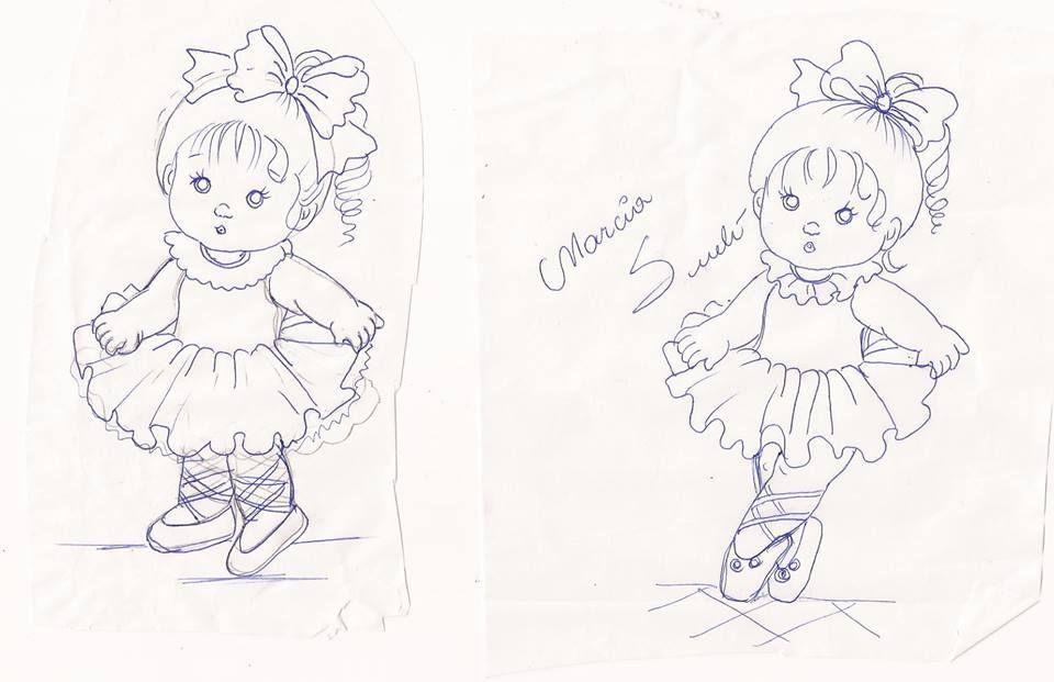 Pin de Silvia Soeiro en desenhos para menina | Pinterest | Crear ...