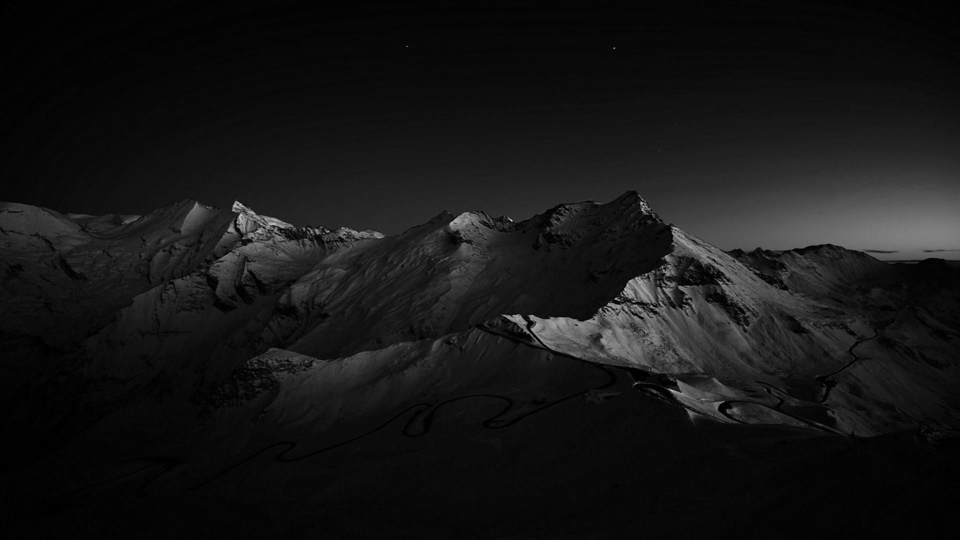 Night Mountain Wallpapers High Resolution With HD Wallpaper 1920x1080 Px 11991 KB