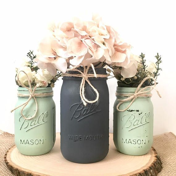 Rustic Baby Shower Decor Boy Decorations For Centerpieces