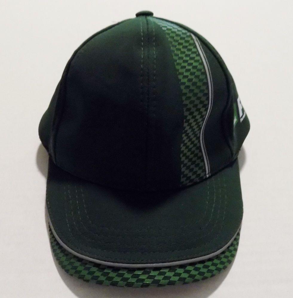 New Heineken Formula 1 Grand Prix Logo Green Strapback Adjustable Cap Hat  -OS-  HeinekenBeer  BaseballCap f529278c014
