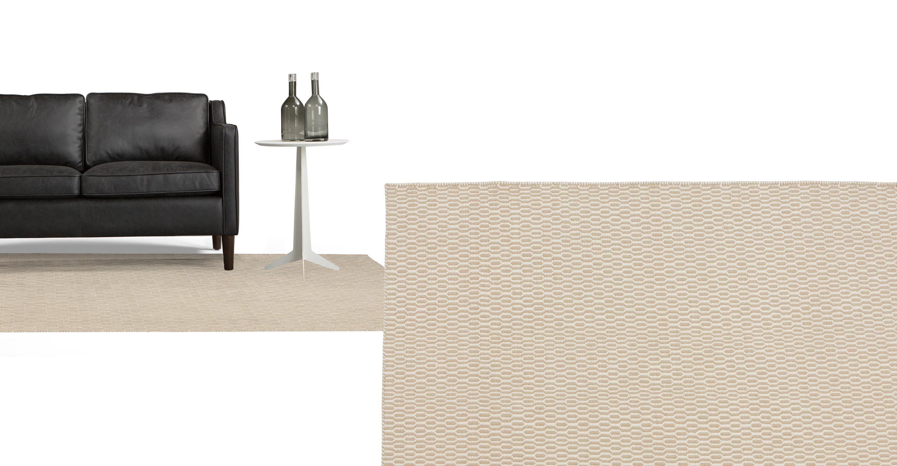 Badezimmerteppich Weiß ~ Beeindruckend u003e teppiche dhurries alma teppich 170 x 240 cm