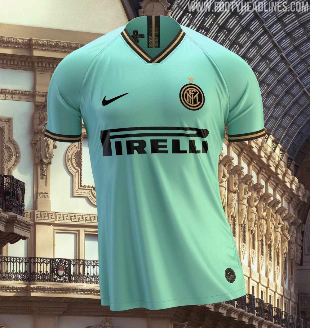 Nike Inter Milan 19 20 Away Kit Revealed Footy Headlines Inter Milan Football Outfits Jersey Design
