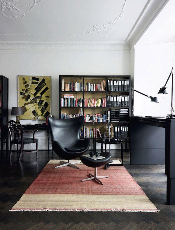 Mid century flavored Copenhagen Apartment — LiveModern: Your Best Modern Home