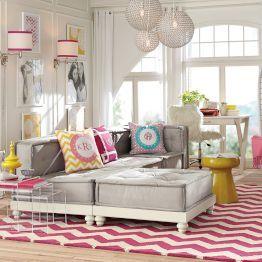 Interior Pb Teen Room Design lounge room ideas teen decorating pbteen pbteen
