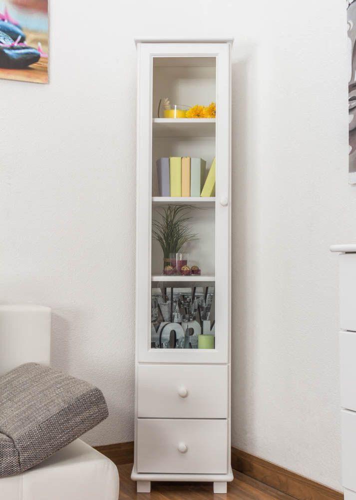 Echtholz Vitrine Weiß   Vitrine weiß, Wohnzimmer set, Ikea schranksystem