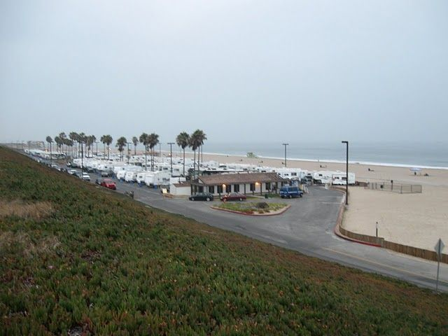 Dockweiler Beach Rv Park Soca We Ll Be Able To Visit Mom
