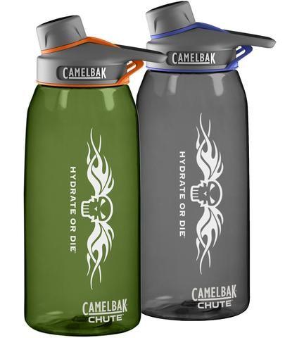 CamelBak Chute Hydrate or Die Camelbak Hydration - 1