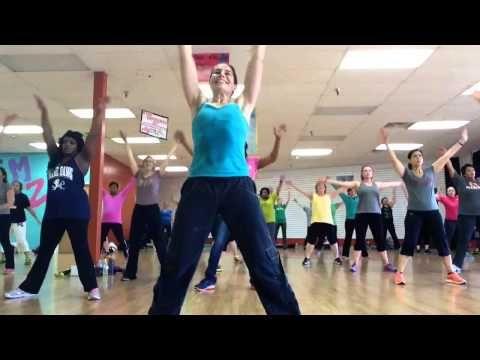 Zumba Cardio-Routine zur Gewichtsreduktion