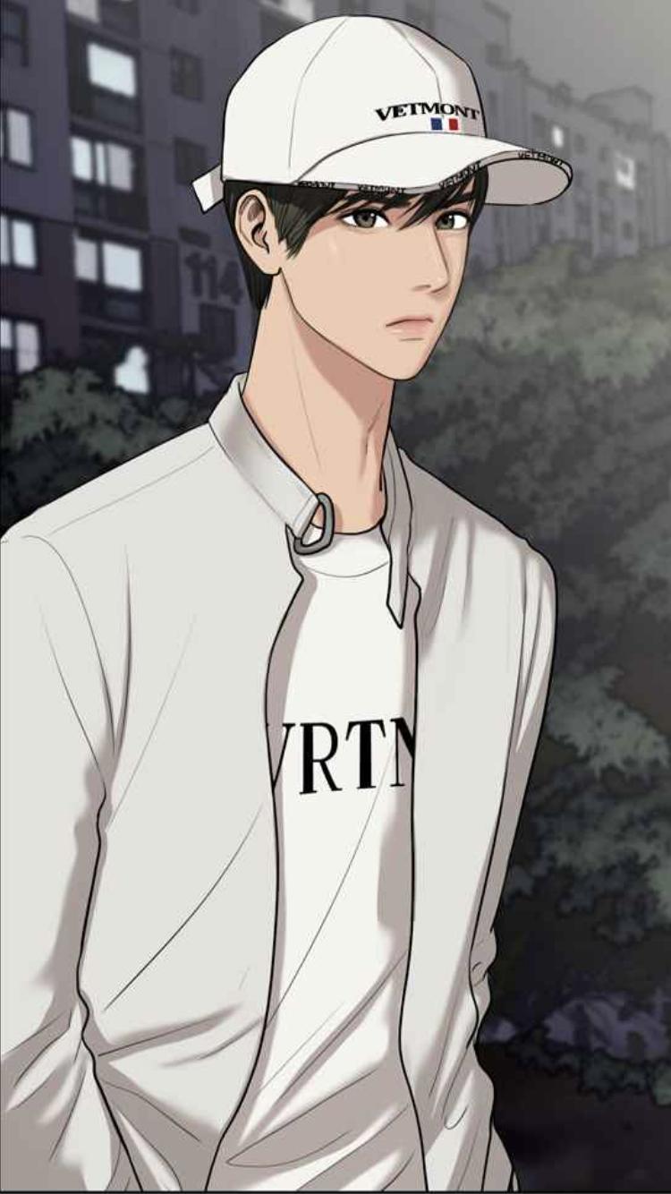 Pin oleh 𝑴𝒊𝒏𝒂 di Webtoon Orang animasi, Anime anak laki
