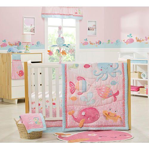 Carter S Under The Sea 4 Piece Crib Set Kids Line
