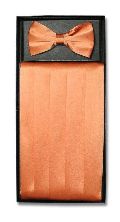 Dusty Pink Peach /& Black Tie Stripes Floral Paisley Wedding Silk
