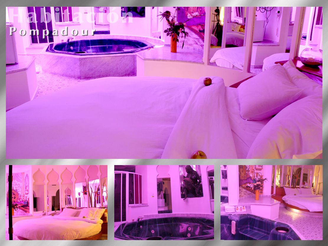 Habitaci n pompadour hotel aladdin valencia pinterest for Hotel diseno valencia