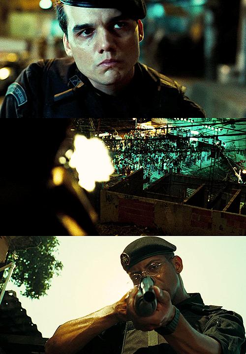 Elite Squad (2007), dir. José Padilha