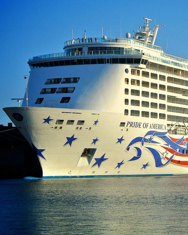 Pride Of America No Filter Necessary Hawaii HawaiianCruises - Hawaii cruise ships