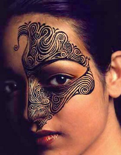 282 Best Maori Faces Images On Pinterest: Best Maori Tattoo Designs - Our Top 10