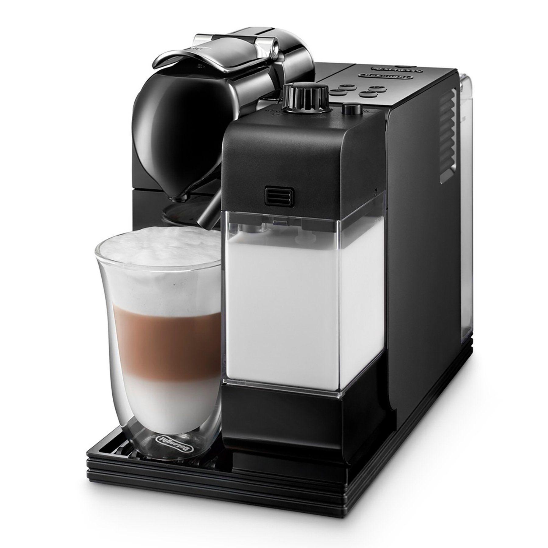 DeLonghi Black Lattissima Plus Espresso Maker EN520B